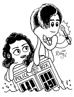 10Lucy-style-Dr-Who-Line