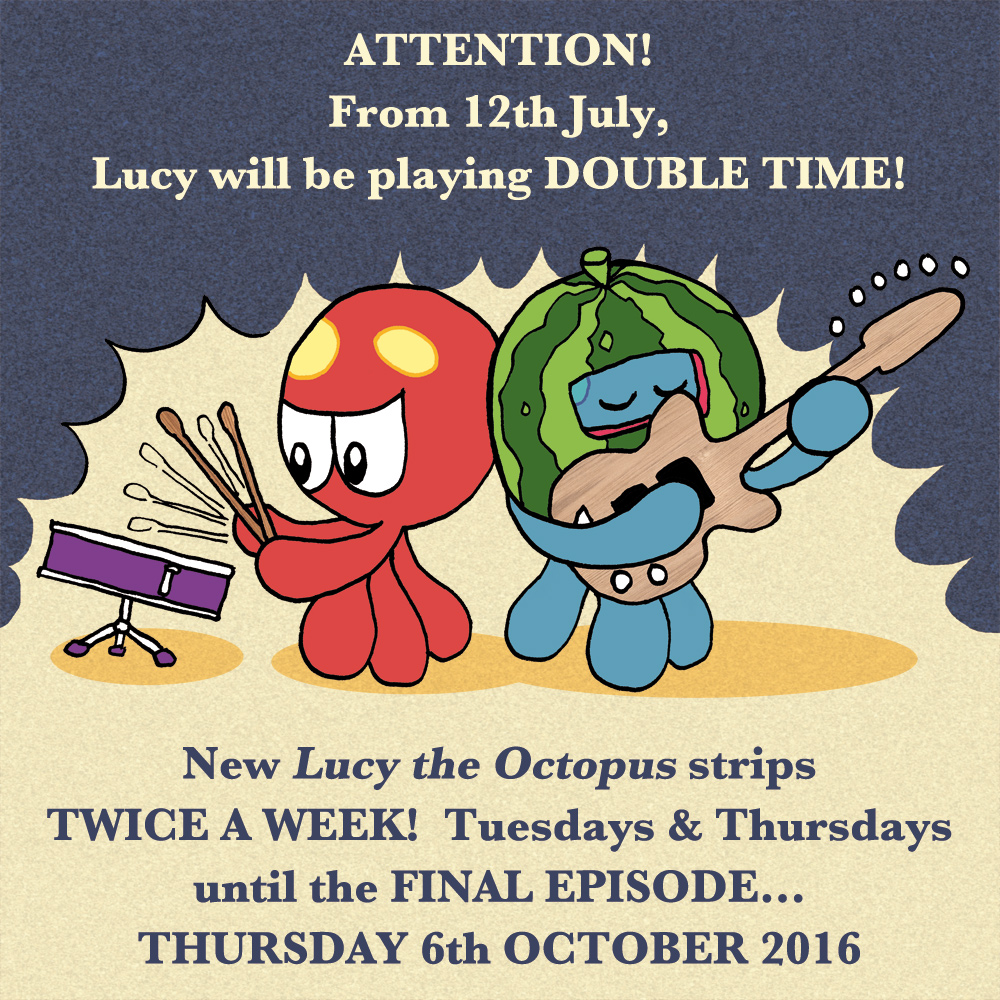 Lucy-going-double-time-promotion